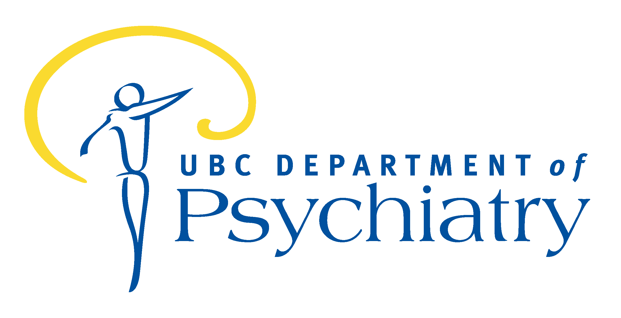 Dept of Psychiatry logo